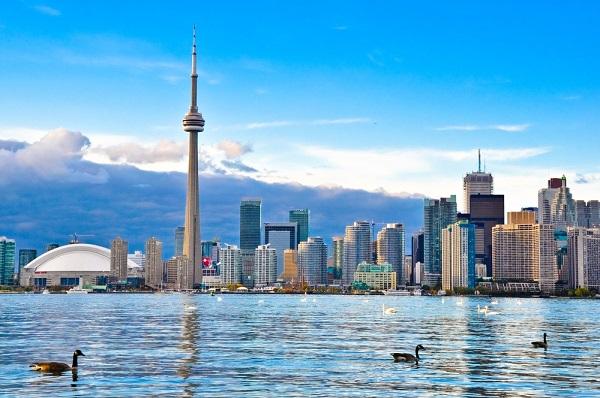 cuộc sống ở Toronto