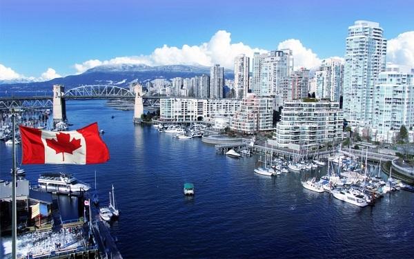 định cư British Columbia Canada