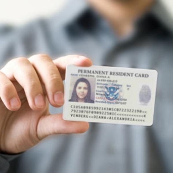 thẻ xanh Canada cho người nhập cư