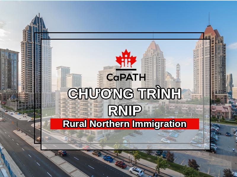 Chương trình RNIP Canada Rural Northern Immigration 1