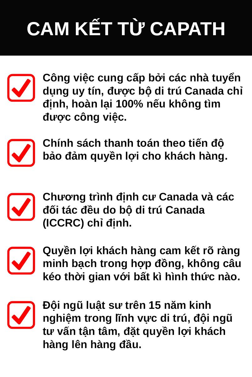 Chương trình định cư AIPP Canada Atlantic Immigration Pilot 5