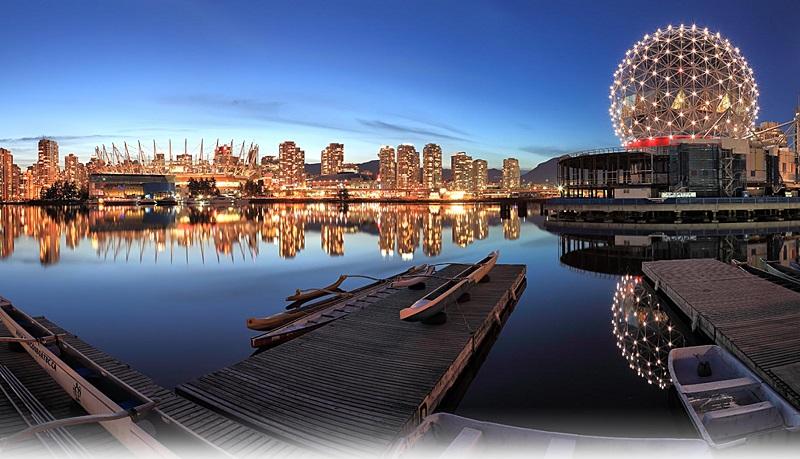 Cuộc sống ở Vancouver Canada
