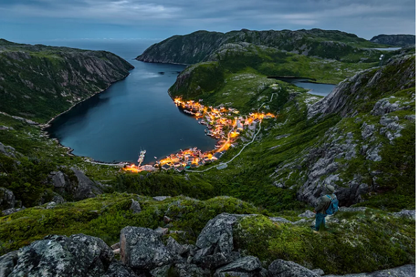 Newfoundland and labrador ở đâu