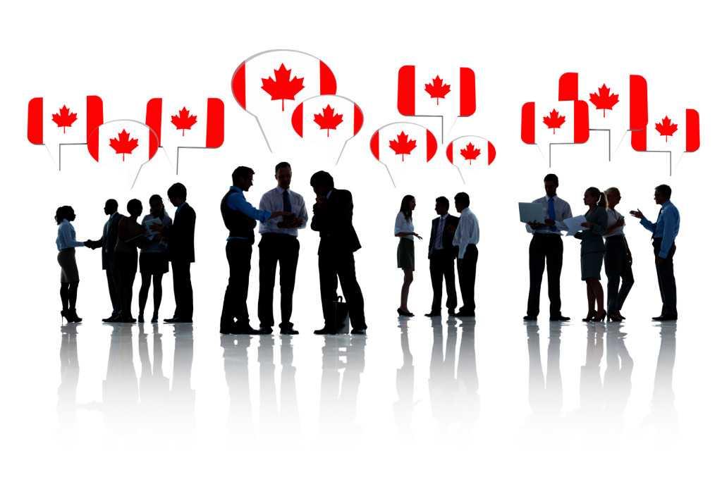 Người Canada nói tiếng gì