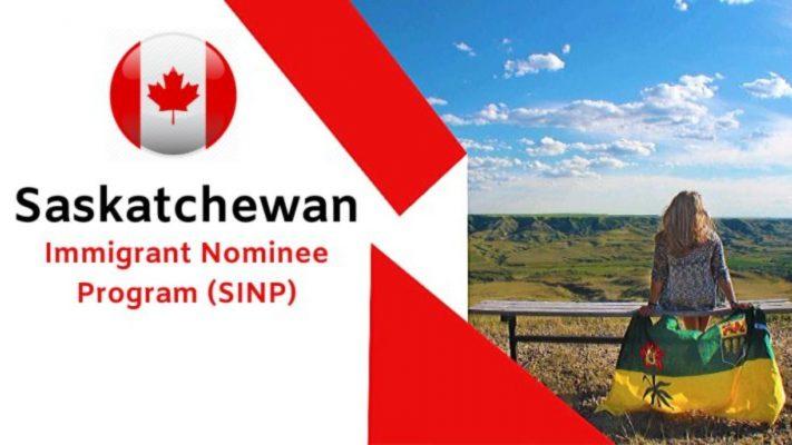 Định Cư Saskatchewan Chương Trình SINP Immigrant Nominee Program 1