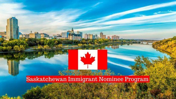 saskatchewan nomination immigration