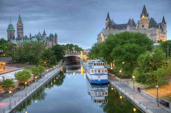 thủ đô Canada