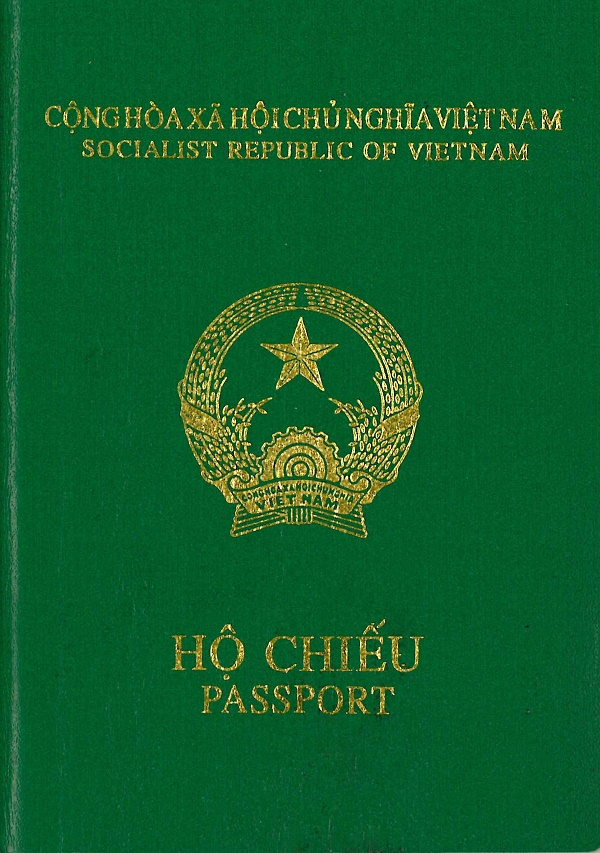 các loại passport