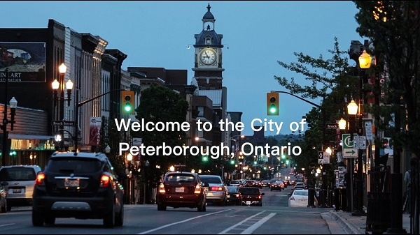 thành phố peterborough canada