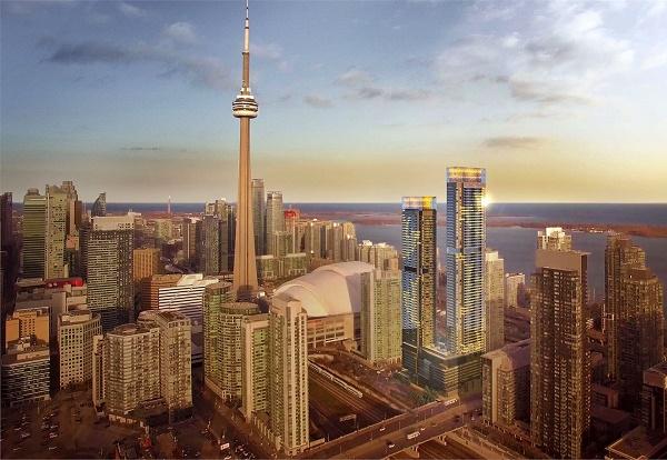 giá căn hộ ở Toronto