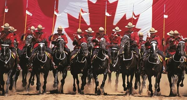 lịch sử Canada