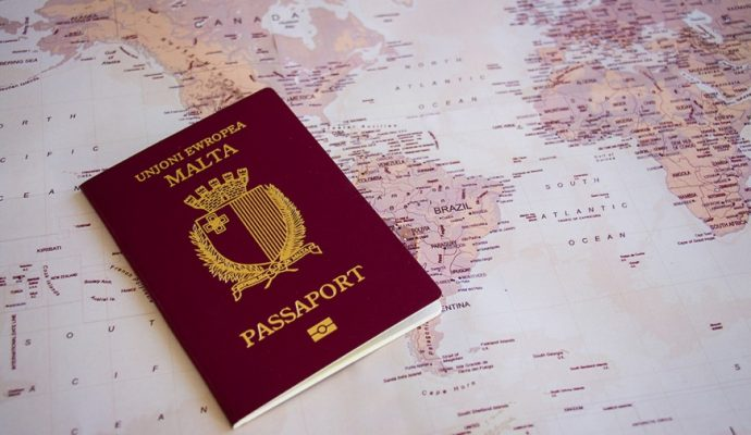 quốc tịch malta