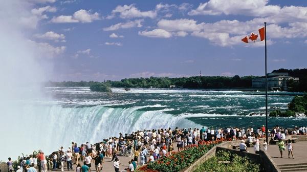 thác Niagara Canada