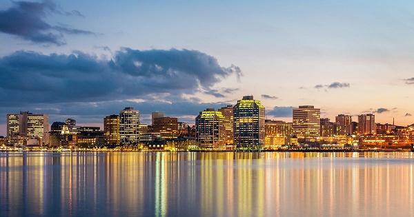 thành phố Halifax