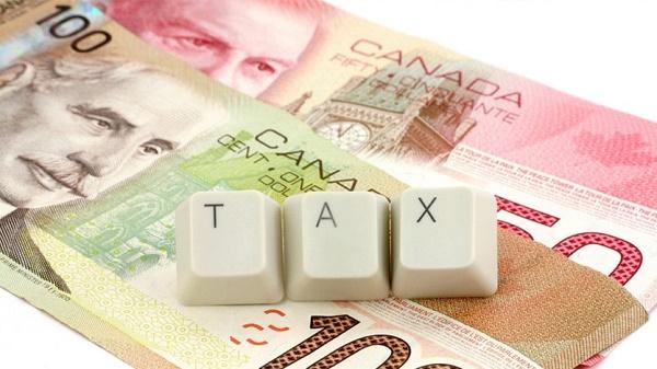thuế ở canada