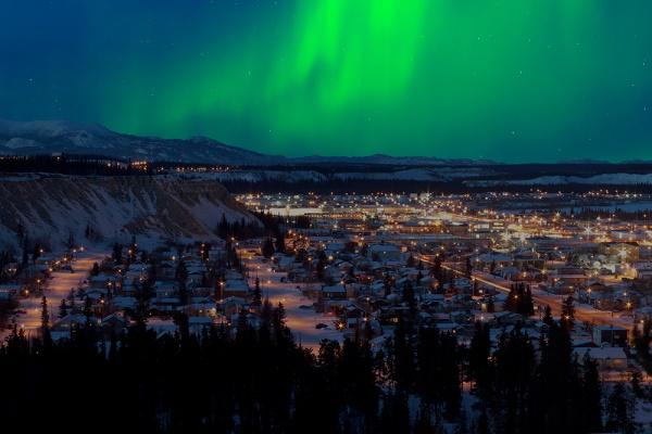 tỉnh bang Yukon Canada