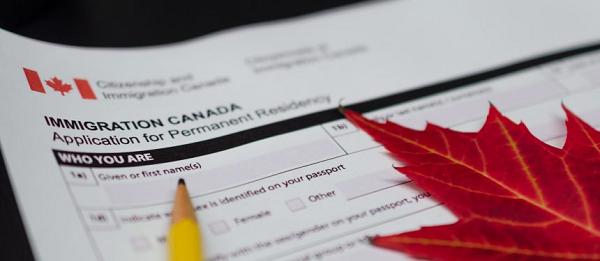 tờ khai xin visa canada